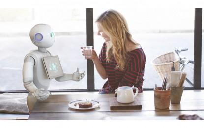 PEPPER Uno de los primeros robots comerciales