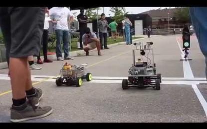 Competencia Robot Racing 2015