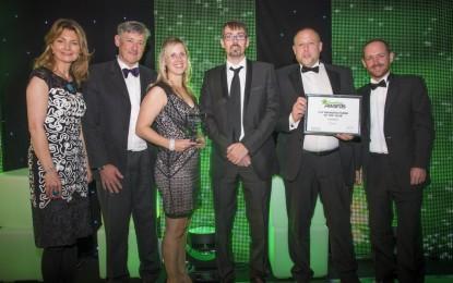 Nissan obtiene tres reconocimientos en los GreenFleet Awards 2015
