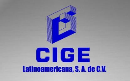 CIGE Latinoamericana, S.A. de C.V.