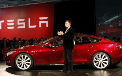 Tesla Motors, llegará a México con los mejores Autos Eléctricos del Mercado