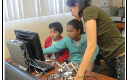 """""""RoboTutor"""" software para enseñar habilidades básicas Sin un Maestro"""