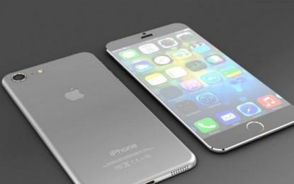 Iphone 7 integra Tecnología Li-Fi
