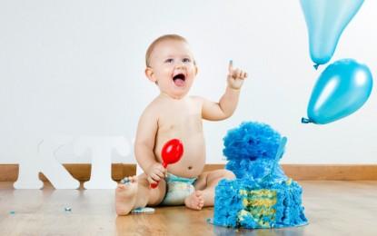 Los bebés saben comunicar sus dudas