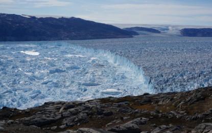 El aumento del nivel del mar se duplicará por el deshielo de la Antártida