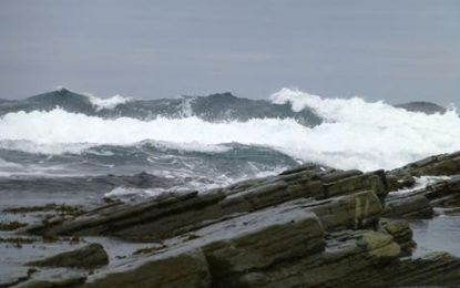 Finlandia se zambulle en la energía de las olas
