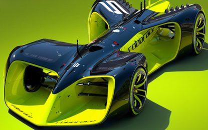 Nvidia suministrará cerebros RoboCar para Roborace Fórmula E Series
