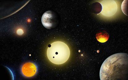 La NASA confirma la existencia de casi 1.300 nuevos exoplanetas