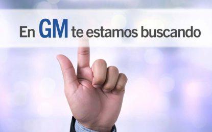 Oportunidades de Empleo en GM
