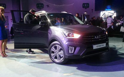 Presenta Hyundai su modelo Creta en México