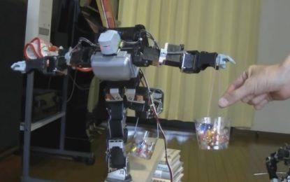 Los Robots Humanoides del prof. Masahiko Yamaguchi