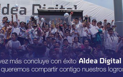Aldea Digital 2016 todo un éxito