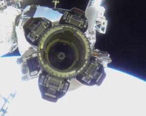 Transmisión en vivo desde la NASA