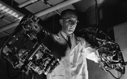 Hardiman, el proyecto que inspiró a Robocop, Ironman y otros exoesqueletos robóticos