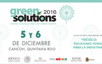 Green Solutions 2016