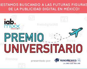 Premio Universitario 2017 de IAB México