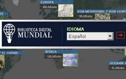 Biblioteca Digital Mundial – con el apoyo de UNESCO