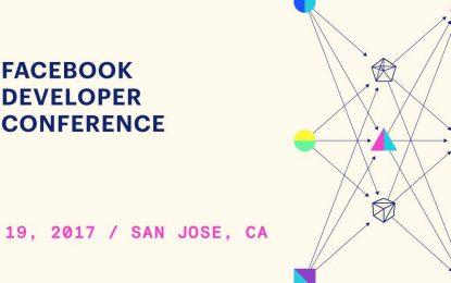 F8, el evento más importante de Facebook