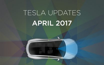 TESLA libera sus actualizaciones para su sistema Autopilot