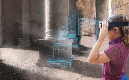Realidad virtual para viajar al antiguo Jerusalén