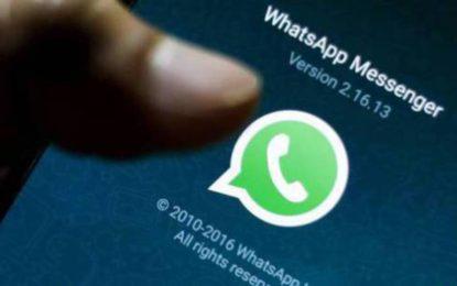 Una caída en el servicio deja sin Whatsapp a millones de personas durante más de dos horas