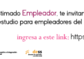El IPN encuesta a Empleadores, vía Internet