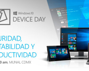 Microsoft 10 Device Day